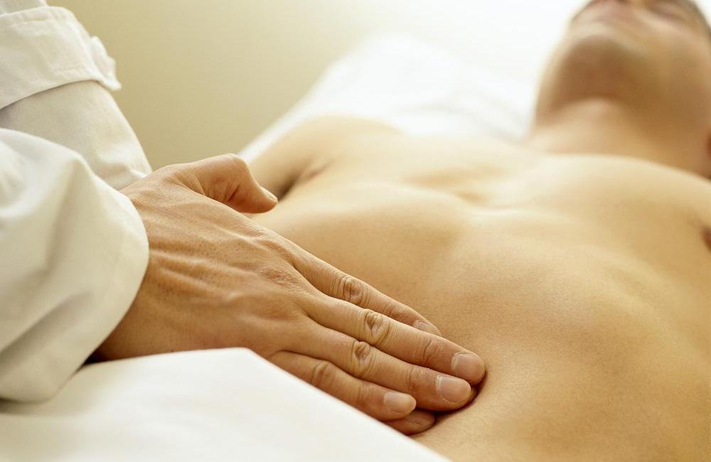 Massage for men